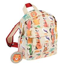 Kinderrucksack 'Colourful Creatures' von Rex International