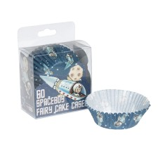 Muffin Backförmchen Spaceboy 60 Stk. von Rex International