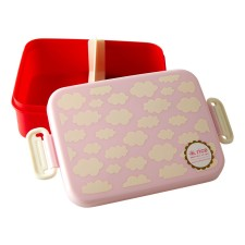 Lunchbox Brotdose 'Cloud Pink' von rice