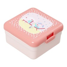 Lunchbox Brotdose 'Girls Happy Camper' (klein) von rice