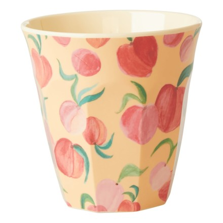 Melamin Becher 'Peach'