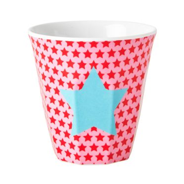 Melamin Kinder Becher 'Girls Star'
