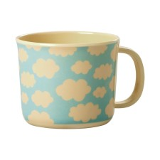 Melamin Kinder Tasse 'Cloud' von rice