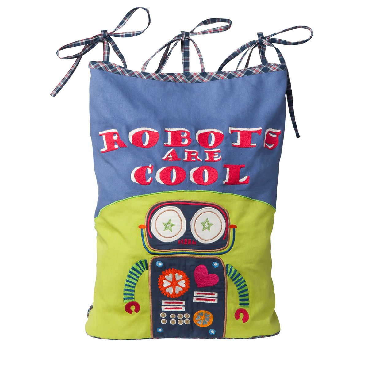 Spielzeugtasche 'Robots are Cool'