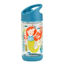 Trinkflasche Flip & Sip 'Isla the Mermaid' von sugar booger