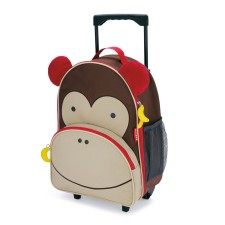 Trolley Zoo Luggage - Affe von SKIP * HOP