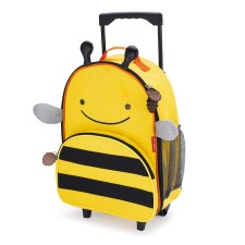 Trolley Zoo Luggage - Biene von SKIP * HOP