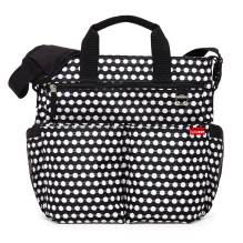 Wickeltasche Duo Signature Connect Dots von SKIP * HOP
