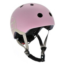 Kinder Fahrradhelm XXS-S Rose von Scoot and Ride