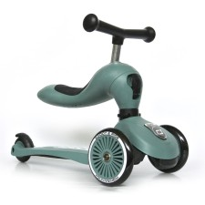 Roller Highwaykick 1 Forest von Scoot and Ride