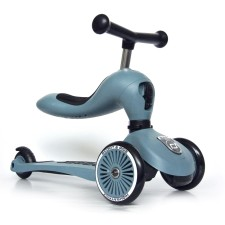 Roller Highwaykick 1 Steel von Scoot and Ride