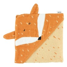 trixie - Badeponcho 'Mr. Fox' Fuchs orange