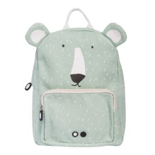trixie - Runde Kinder Handtasche 'Mr. Polar Bear' Eisbär