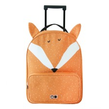 Kinder Trolley 'Mr. Fox' Fuchs orange von trixie