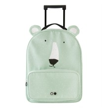 trixie - Kinder Rucksack 'Mr. Polar Bear' Eisbär mint