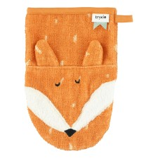 Waschlappen 'Mr. Fox' Fuchs orange von trixie