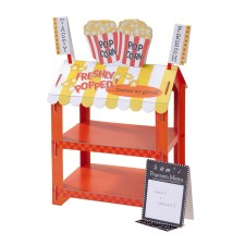 Hot Dog & Popcorn Stand Street Stall von talking tables