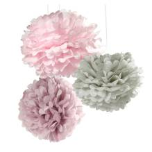 Pompons Pom Poms Olso im 3er-Set von talking tables