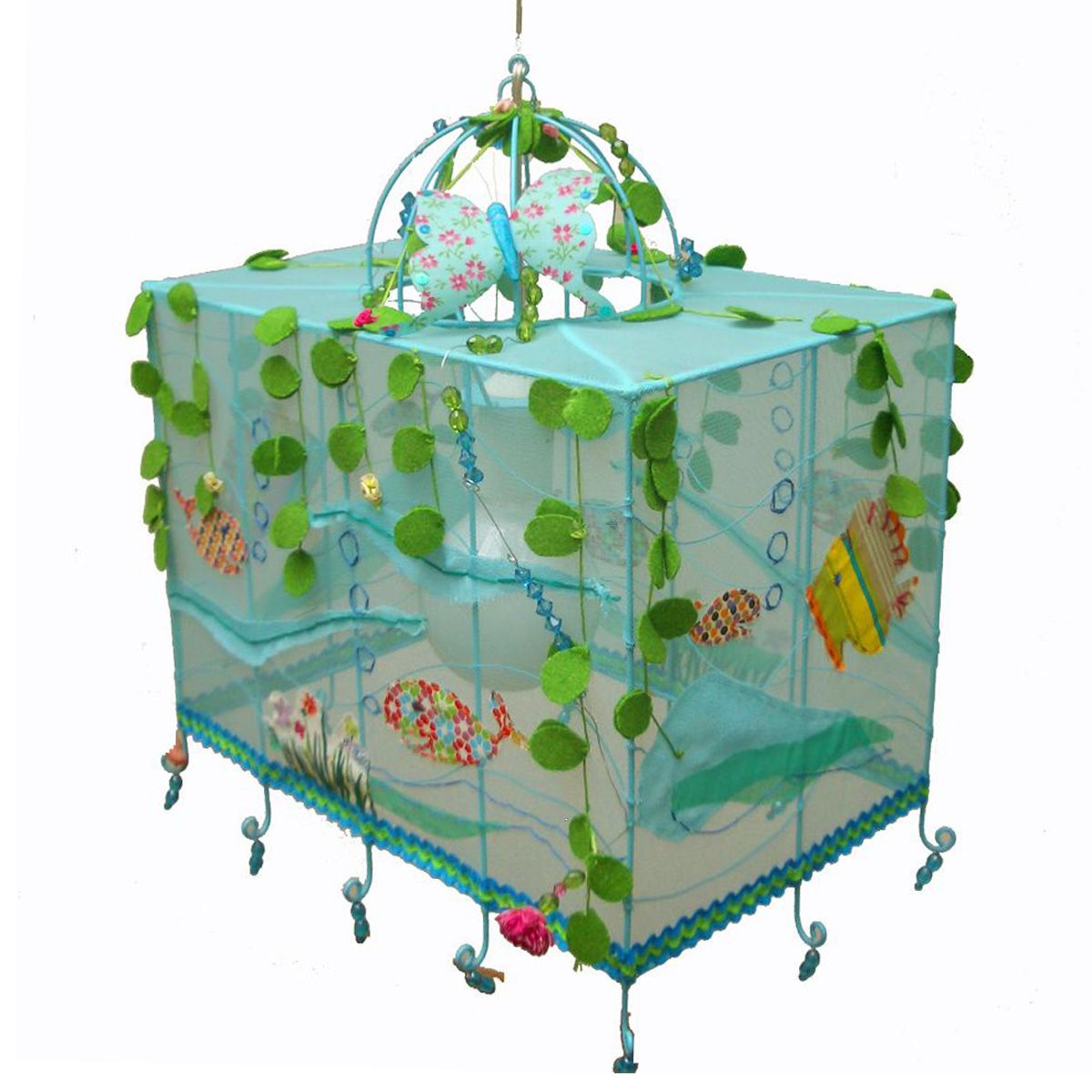 taj wood scherer kinder lampenschirm doolittle aquarium. Black Bedroom Furniture Sets. Home Design Ideas