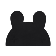 Platzset / Tischset 'Hase' Schwarz von we might be tiny