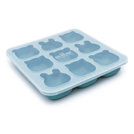 Silikonform 'Freeze & Bake Poddies' dunkelblau